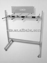 Metal shop display equipment