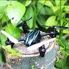 Mini 8cm length 2.4g rc quadcopter toys 4ch 6-axis mini rc quadcopter 385 rc quadcopter helicopter hubson h107 x4