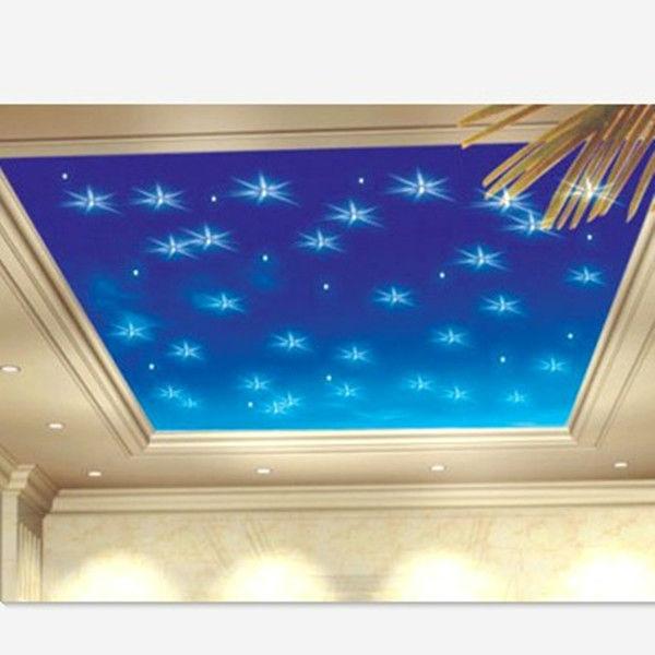 ... soffitto decorazione fai da te in fibra ottica skystar luce led