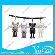 Polyresin key chain