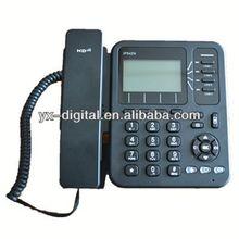 4 line ip phone dual sim phone