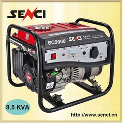 8000 watts SC9000-I 50Hz 15hp Environmental Generator