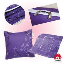 Satin Pillow Cushion Sofa Cushion