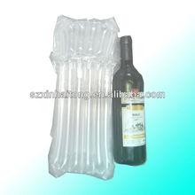 air inflatable wine bottle packaing bag