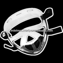 Martial Arts, Karate Head Guard with P.C. Face Shield, Side velcro