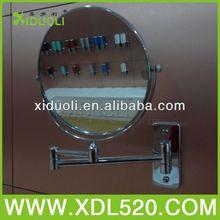 giant mirrors,alloy cosmetic mirror,corner bathroom mirror