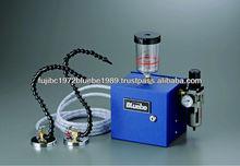 Bluebe external Near Dry Machining applicator using international safe oil
