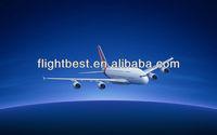 By Air / Airfreight / Aircargo from shenzhen/Guangzhou/Hongkong/Shanghai/Ningbo/Qingdao/Beijing/Tianjin/Yiwu to el Salvador