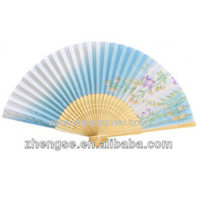 Beautiful Womens Lacy Spanish Hand Held Covered Fan