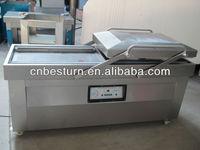 DZ-800/2SB DZ-900/2SB DZ-1000/2SB Long sealing bar double chamber Vacuum packing machine
