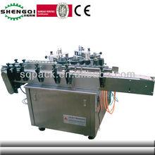 SXT-J Automatic Label Pasting Machne Manufacturer High Speed Cold Glue Labeling Machine