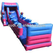 NEW DESIGN--dolphin slip inflatable slide