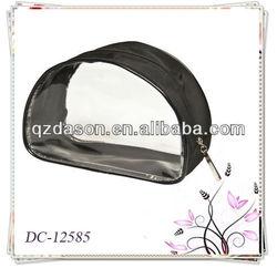 Recycled cheap pvc plastic cosmetic bag