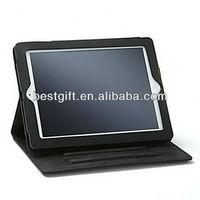 Leather laptop sleeve case for asus laptop top qulaity zipper stylish