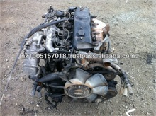 Used Japanese 4BC2 Isuzu Truck Diesel Engine for Sale