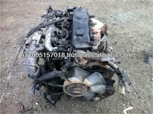 Used Japanese 4BC2 Isuzu Truck Diesel Engine for Sale