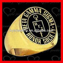 mens 18k gold, rose gold signet rings