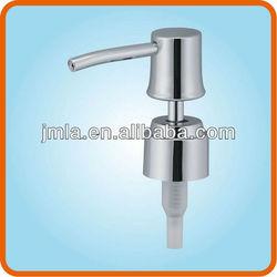 Hot Sale UV Nickel Shampoo Pump Soap Dispensing Shampoo Pump