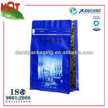 250g Box Pouch Eazy Tear Coffee Bag
