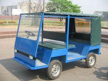 4 Wheeler Electrical Vehicle