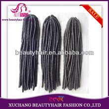japanese fiber Soft Dread/new style Dreadlocks/Synthetic hair dread