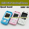 quad band gps mobile phones for kids support real time gps tracking, Geo-fence, SOS, Google map link, story&mp3
