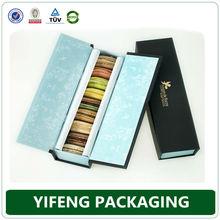 12 pcs eco friendly handmade macaron paper box