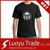 Custom Personalize Men's Print Skull Tshirt