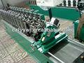 Ty stud y pista de dos tamaños de la quilla marco de laminación en frío de fabricación de la máquina