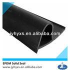 Jiangyin Huayuan high quality EPDM soild rubber seal hardness 40-80sh A EPDM rubber seal