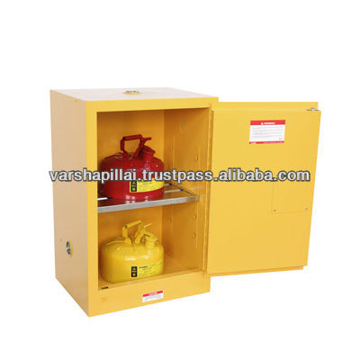 Safety Chemical Storage Cabinet India