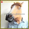 Fuentes del partido de venta al por mayor de China caballo máscara de látex