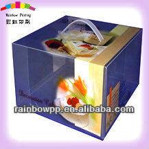birthday cake boxes with plastic handle