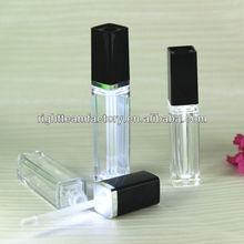 empty light lip gloss bottles logo printing