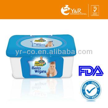 2014 Wholesale Baby Wipes, Baby Wipe Plastic Cases