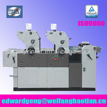 HT247 mitsubishi double color offset printing machine