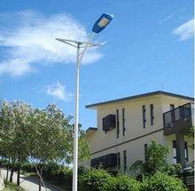 Easy installation integrated design solar street lighting high luminous IP65