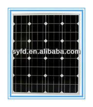 Yingli Solar Panel for Lamp 75W