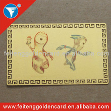 personlized logo printing metal craft metal card etching and fill color metal nameplate