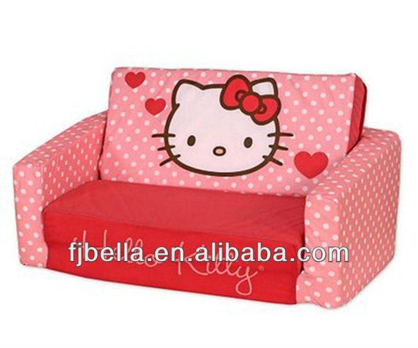 Hello Kitty Kids Foam Sofa Bed Chair View Sofa Bed