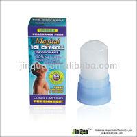 60g name brand crystal deodorant