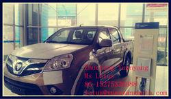 >150hp China Foton 4*4 High Level Mini Truck