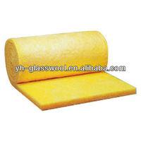 Steel construction roofs fiberglass wool felt,glass wool blanket