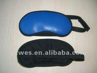 Latest new style for health PU leather eye mask sleep