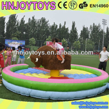 Rodeo Bull / Inflatable Bucking Bronco