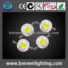 Shenzhen factory wholesale waterproof 1w 350mA high power led module 6500K daylight