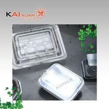 Transparent PET Plastic Food Packaging Box