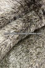 Home Textile High Quality 100% Acrylic Plush Fur for Sale