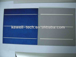 solar cells 6x6 156mm poly solar cell Taiwan A grade low solar cell price