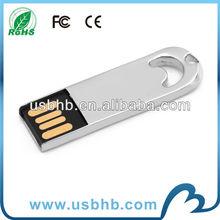 Hot new metal mini USB Flash drivers 16gb 32gb 64gb in high end